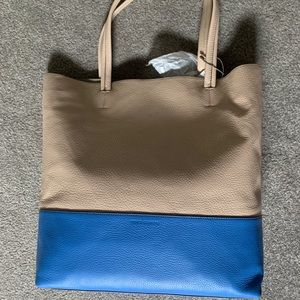 Vince Canute Large Colorblock Tote